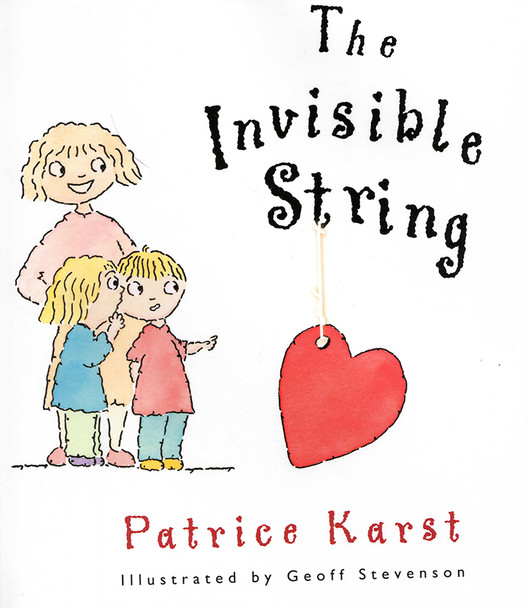 Invisible String, The (Hardcover)