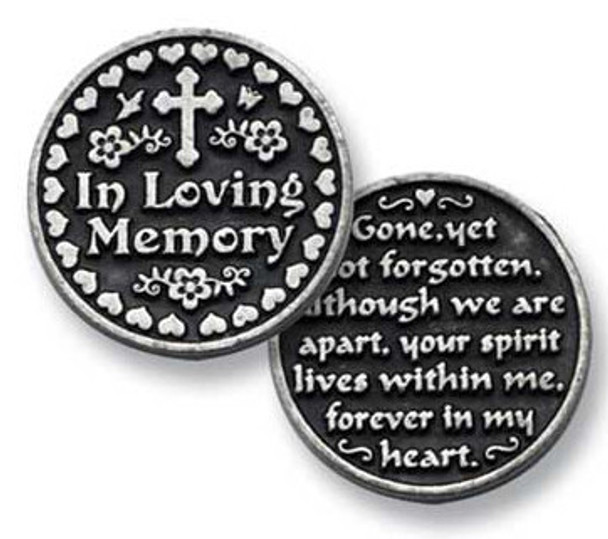 In Loving Memory pocket token