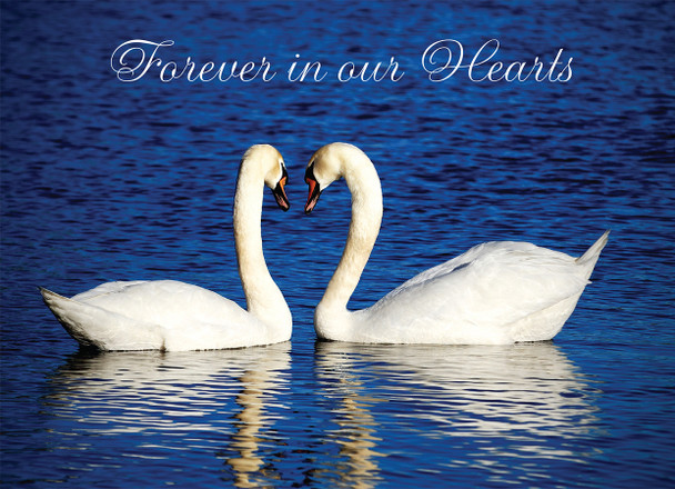 Forever in our Hearts card