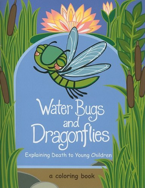 Water Bugs & Dragonflies: a coloring book