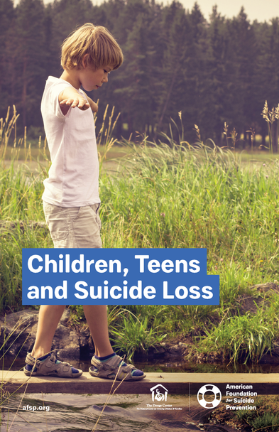 Children, Teens and Suicide Loss
