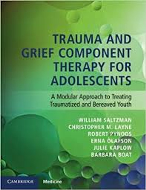 Trauma and Grief Component Therapy for Adolescents