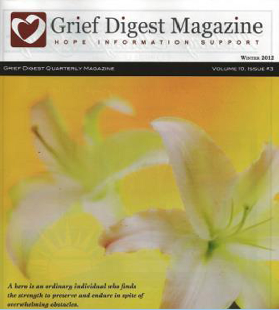 Grief Digest Volume 10, Issue #3 Digital Copy