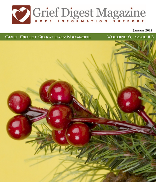 Grief Digest Volume 8, Issue #3