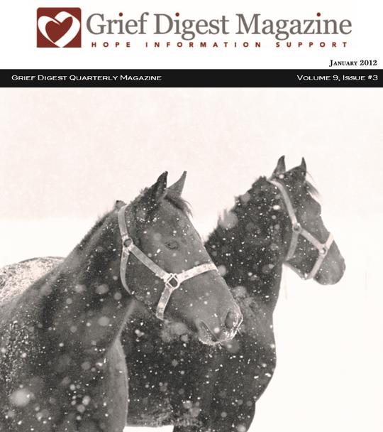 Grief Digest Volume 9, Issue 3 Digital Copy