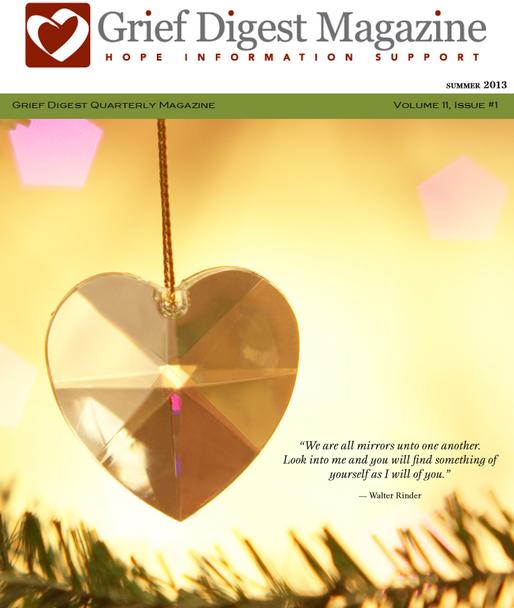 Grief Digest Volume 11, Issue #1 Digital Copy