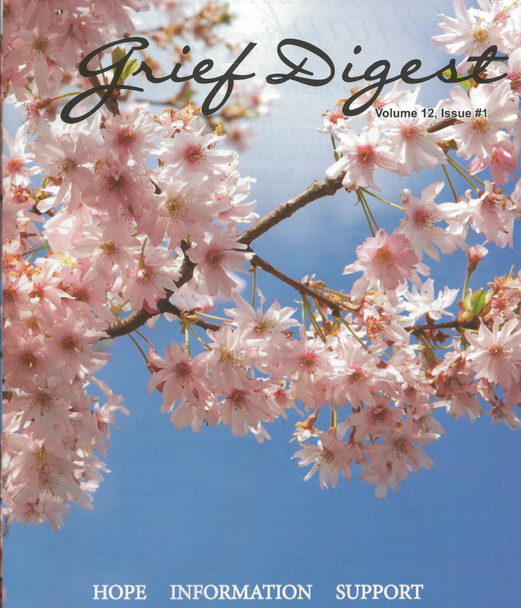 Grief Digest Volume 12, Issue 1 Digital Copy