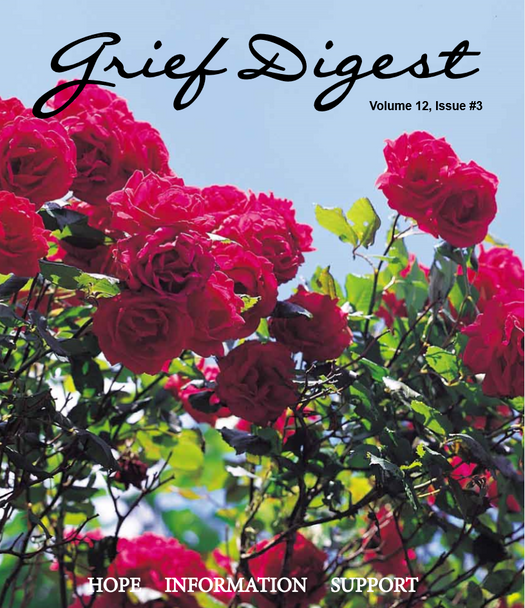 Grief Digest Volume 12, Issue 3