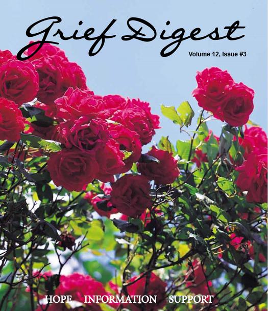 Grief Digest Volume 12, Issue 3