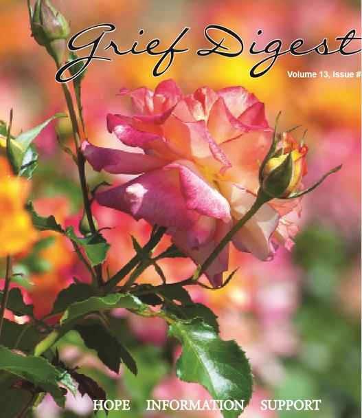 Grief Digest Volume 13, Issue 4 Digital Copy