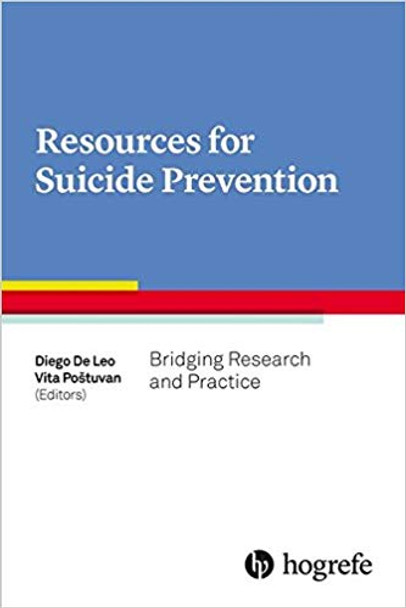 Resources for Suicide Prevention: Bridging Research and Practice