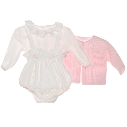 Bloomers & Sweater Set