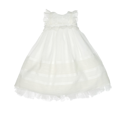Baby Girl Ivory Occasion Dress