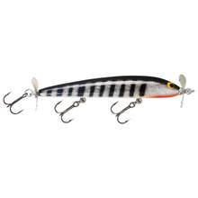 Black Stripes/Silver Foil