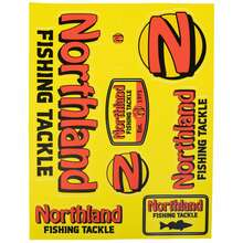 NORTHLAND DECAL SHEET