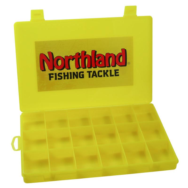 Yellow Tackle Box