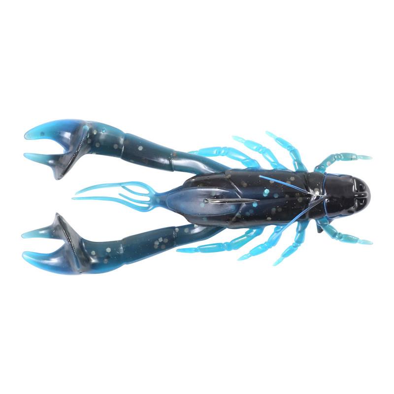 Black/Blue Craw