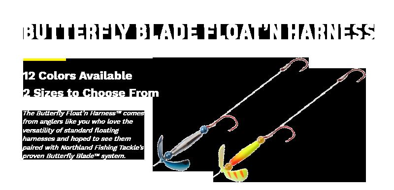 Butterfly Blade Float'n Harness