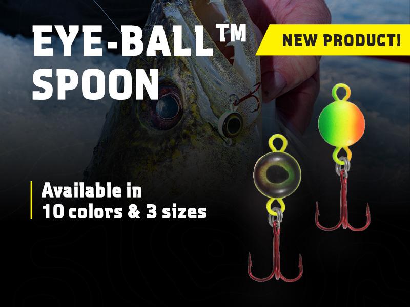 New Product: Eye-Ball™ Spoon