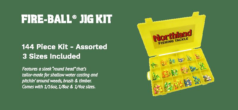FIRE-BALL® JIG Kits