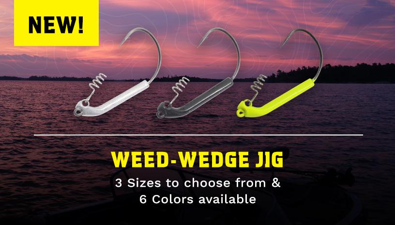 Weed-Wedge Jig