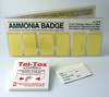 A-15K Ammonia Color Change Badge Kit