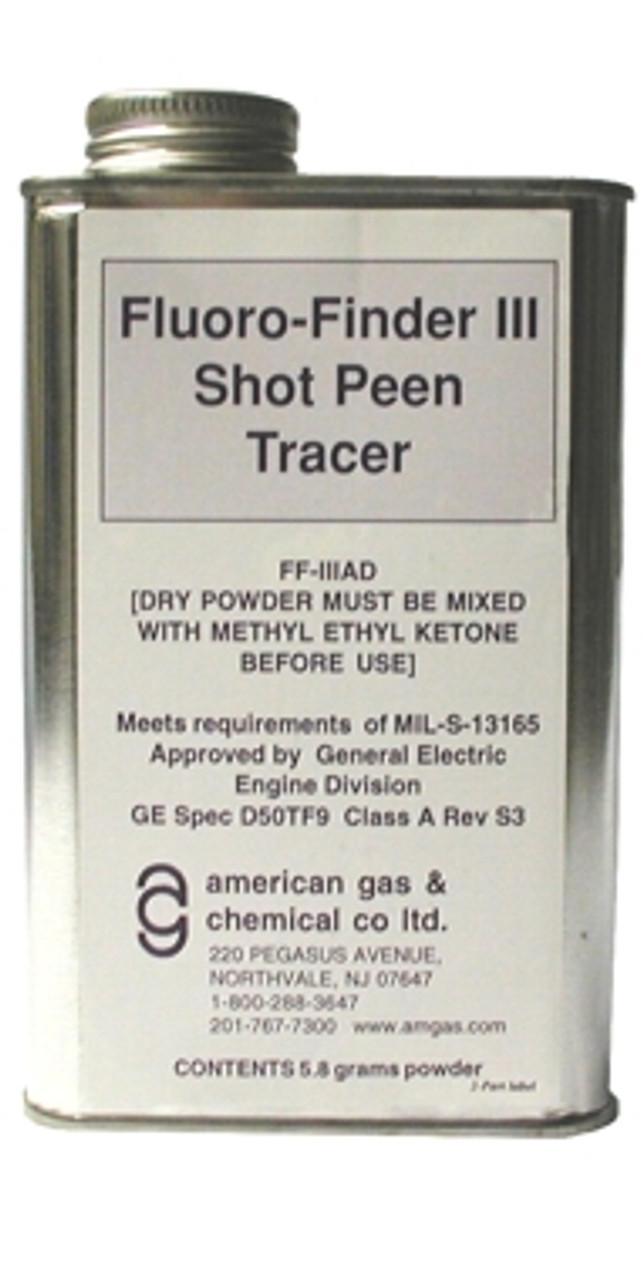 FF-IIIAD-38 Shot Peen Dry Tracer