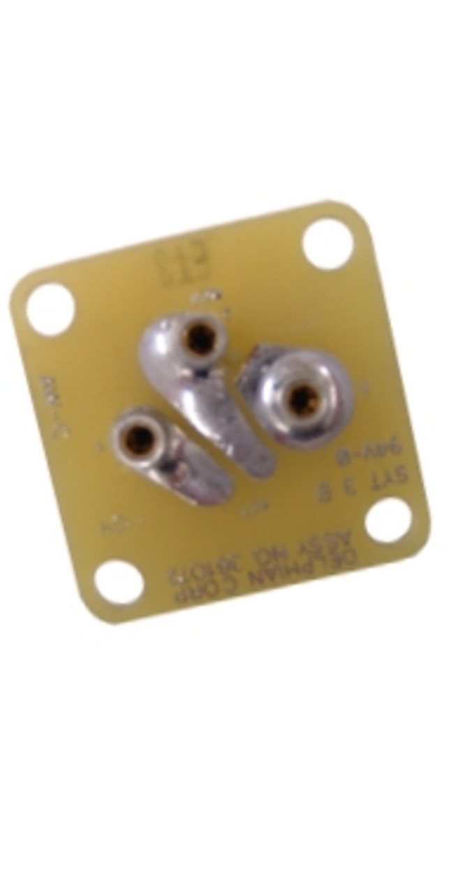 360-263  Connector Board Receptacle for Catalytic Element