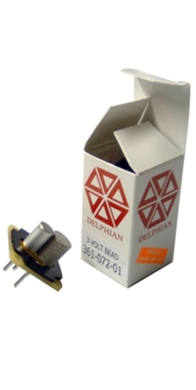 361-072-01A 10 pack 3-volt Catalytic Bead Filaments