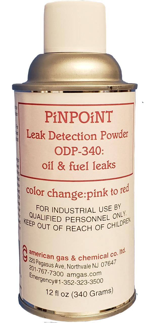 ODP-340-15 Oil / Fuel Leak Detection Powder (Aerosol Can 12oz)