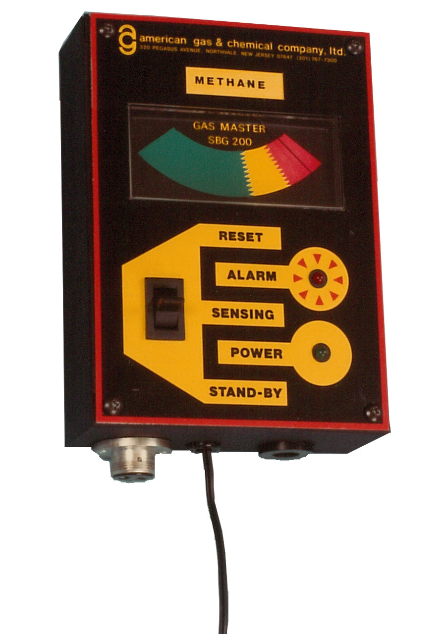 SBG-200G-01 Wall Mounted Gas Monitor