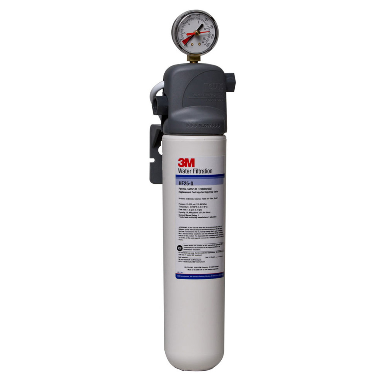 3M ICE125-S Ice Filtration System 56160-04