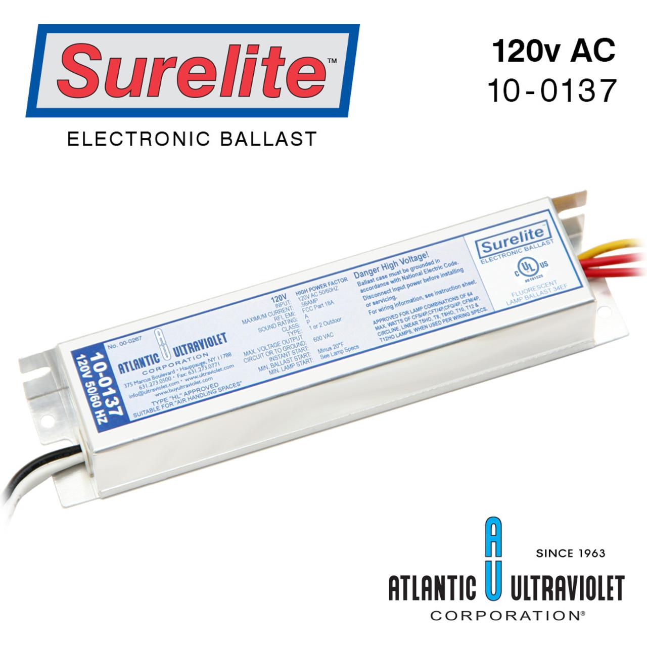 10 Pack B 224 punv-C Universel ballast électronique