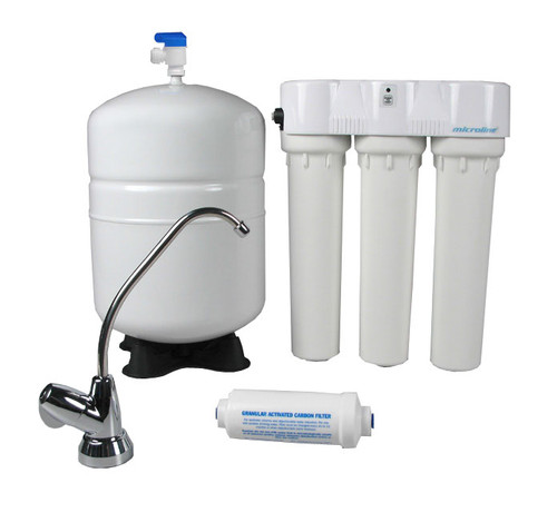 Microline TFC-35A 50 GPD Reverse Osmosis Drinking Water System