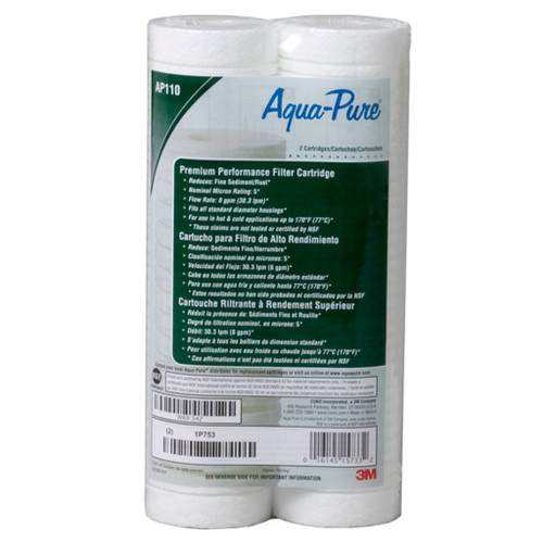 Aqua-Pure AP110 Dirt/Sediment Filter 2 Pack 5620404