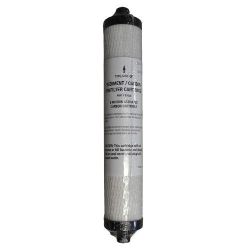 Microline S7028 Sediment/Carbon Prefilter