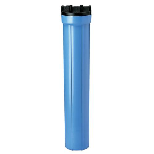 "Pentek 150069 3/4"" #20 Standard Black/Blue w/PR Filter Housing"
