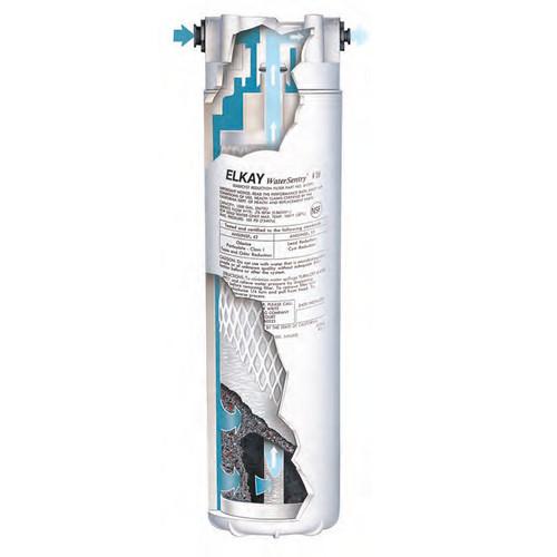 Elkay 51300C Water Sentry Plus Replacement Water Filter