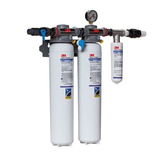 3M DP290 Dual Port Water Filtration System 56242-01