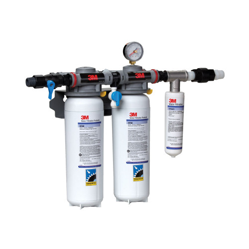 3M DP260 Dual Port Water Filtration System 56255-01