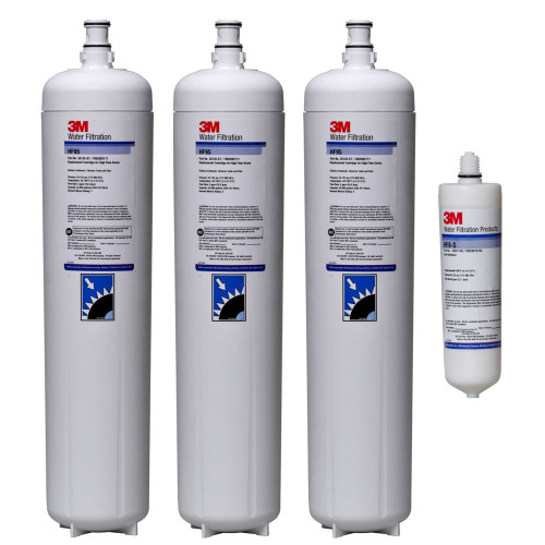 3M DP390 Dual Port Water Filtration Replacement CartPak 56138-03