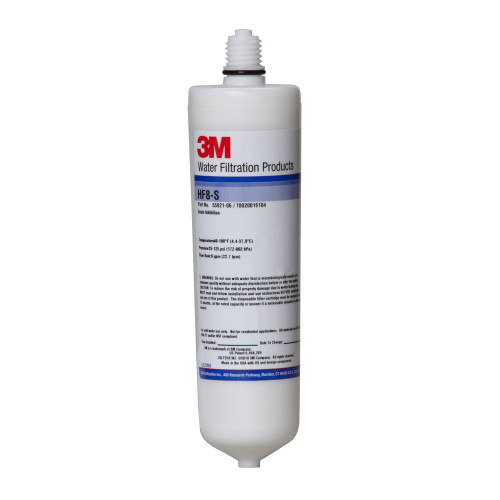 3M Water Filtration Products HF8-S Scale inhibitor cartridge 5582113