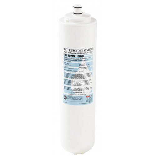 Water Factory 47-5574704 FaucetMate Filter for FM-1500 DWS
