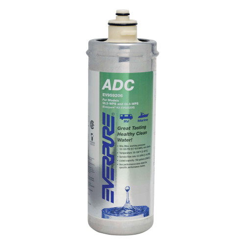 Everpure ADC RV Replacement Water Filter EV9592-06