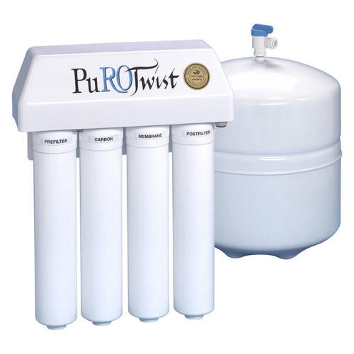 PuROTwist PT4000T50-PP Reverse Osmosis System with Permeate Pump