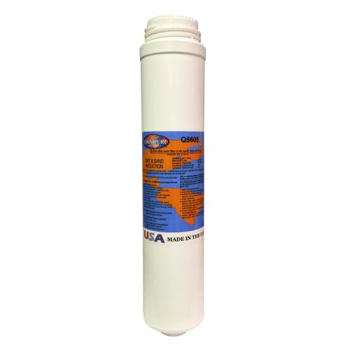 "Omnipure Q5605 Q Series 12"" Sediment Filter 5 Micron"