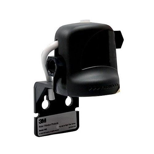 3M Water Filtration VH3-NPT Filter Head w/Shroud & Plug 6213003