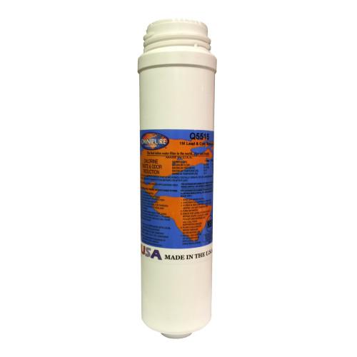 """Omnipure Q5515 Q Series 10"""" Carbon Block 1 mic Filter"""