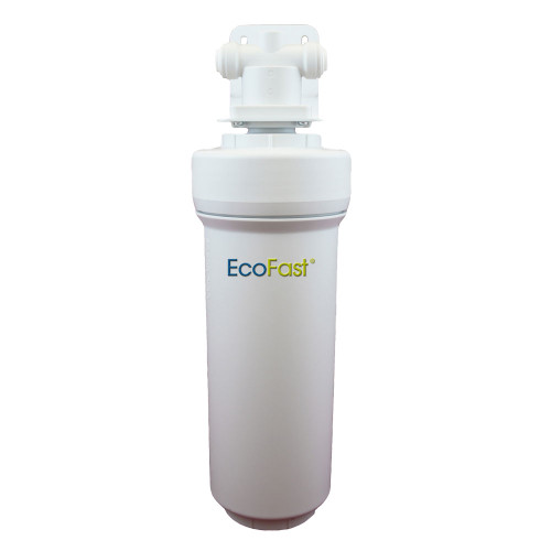 AquaCera EcoFast XL EF300 Direct Connect Under Sink Filter System EF300-DCAMB