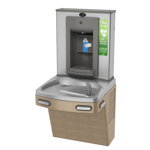 Oasis PGF8SBF Versafiller Drinking Fountain and Bottle Filler with VersaFilter System 504662